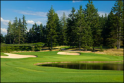 Hole No. 7 - Rainier