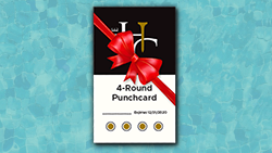 2020 Punch Card