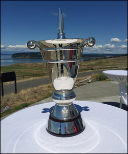U.S. Amateur Four-Ball Trophy