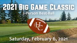 2021 Big Game Classic: 2-Person Best-Ball Tourney